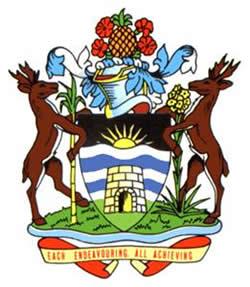 Antigua & Barbuda Coat-of-Arms