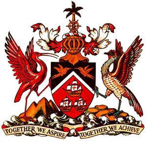 Coat-of-Arms, Trinidad & Tobago
