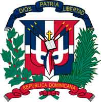 Dominican Republic Coat-of-Arms