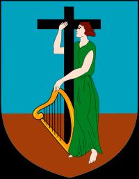 Montserrat National Coat-of-Arms