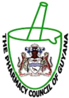The Pharmacy Council of Guyana Logo