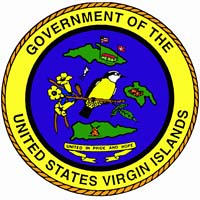 United States Virgin Islands Official Seal