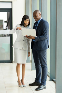 Meeting with clients even on the go is a key skill for med reps